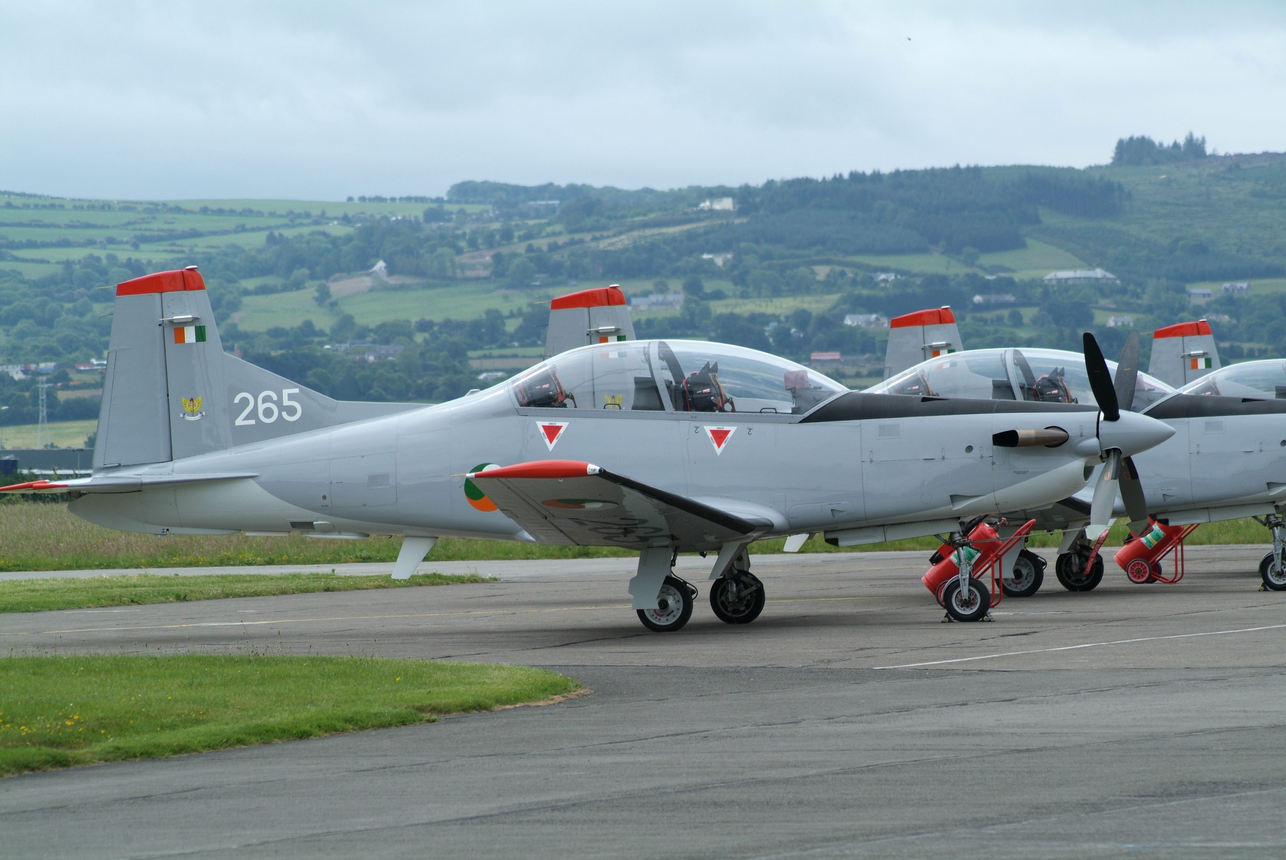 List Of Aircraft Of The Irish Air Corps Military Wiki