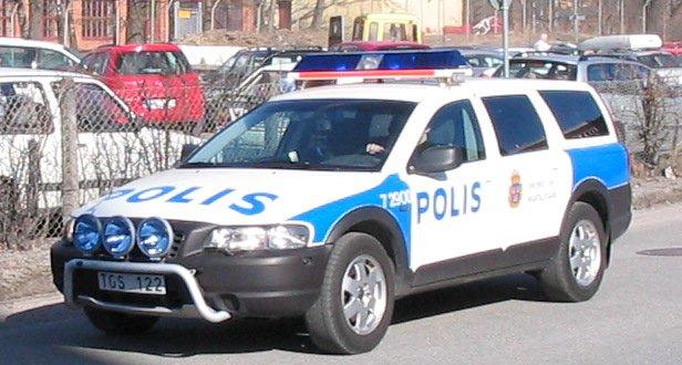 File Polisbil Volvo V70 Jpeg Wikimedia Commons