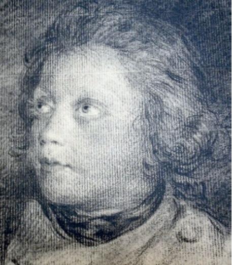Portrait de François Huber enfant par son père Jean Huber.jpg
