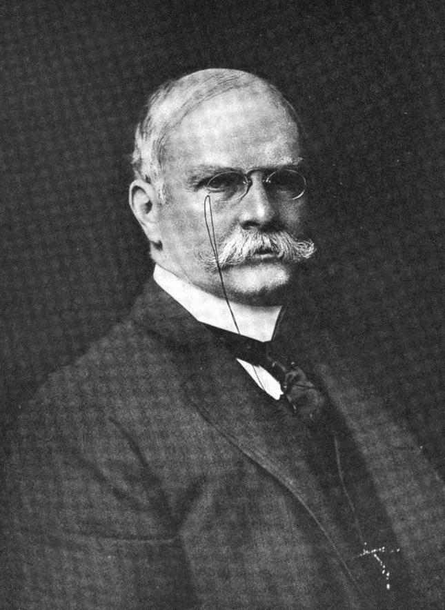 Portrait of James Lane Allen