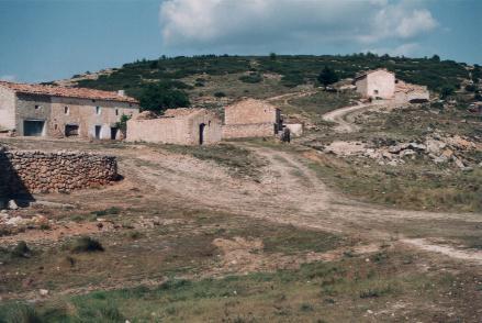 San Agustín, Teruel