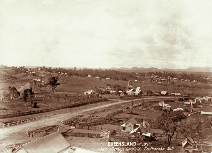 File:Queensland State Archives 2243 Cootharaba Mill Gympie Goldfield c 1897.png