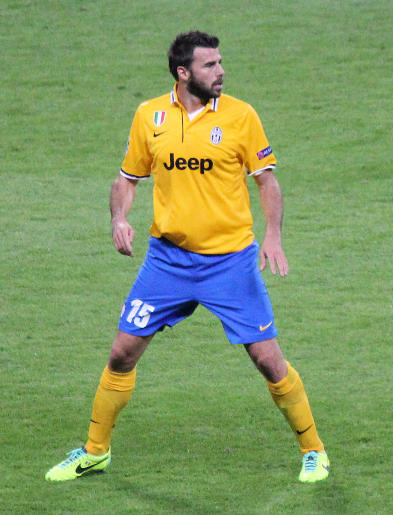 File:Real Madrid vs Juventus, 24 October 2013, Champions League - Andrea Barzagli (2).jpg ...