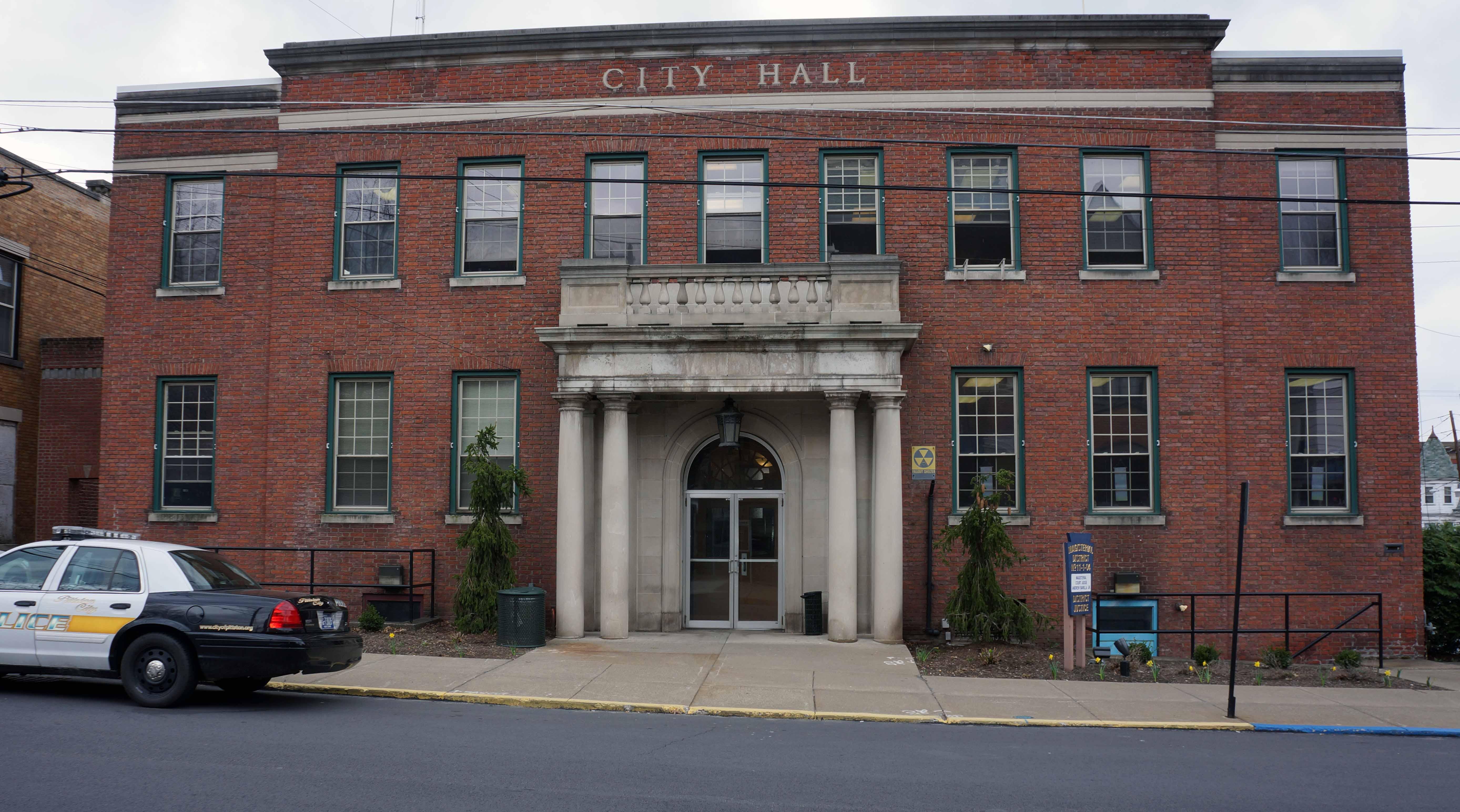 Dupont City Hall