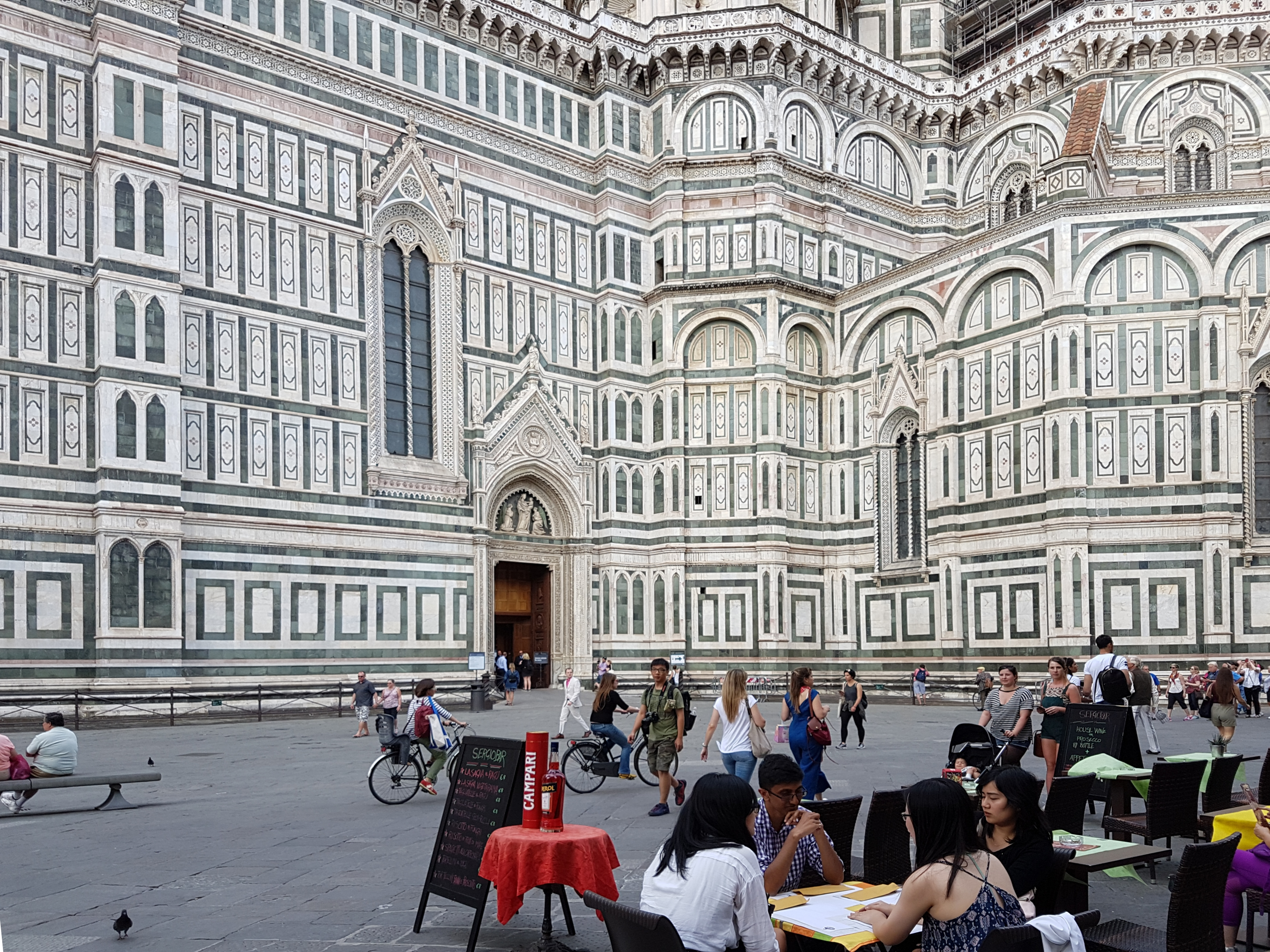 piazza del duomo florence history italy - photo#4