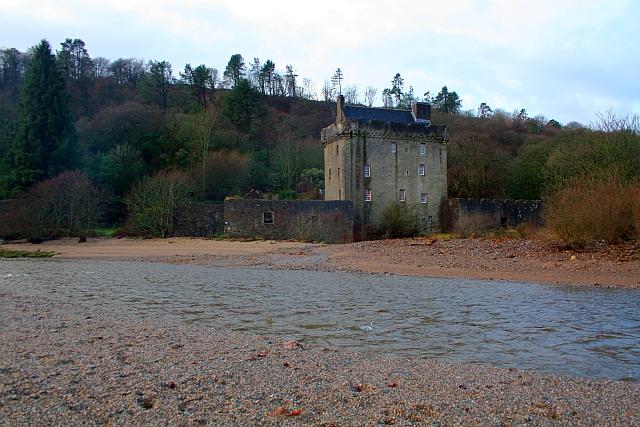 File Saddell Castle 2 Jpg Wikimedia Commons