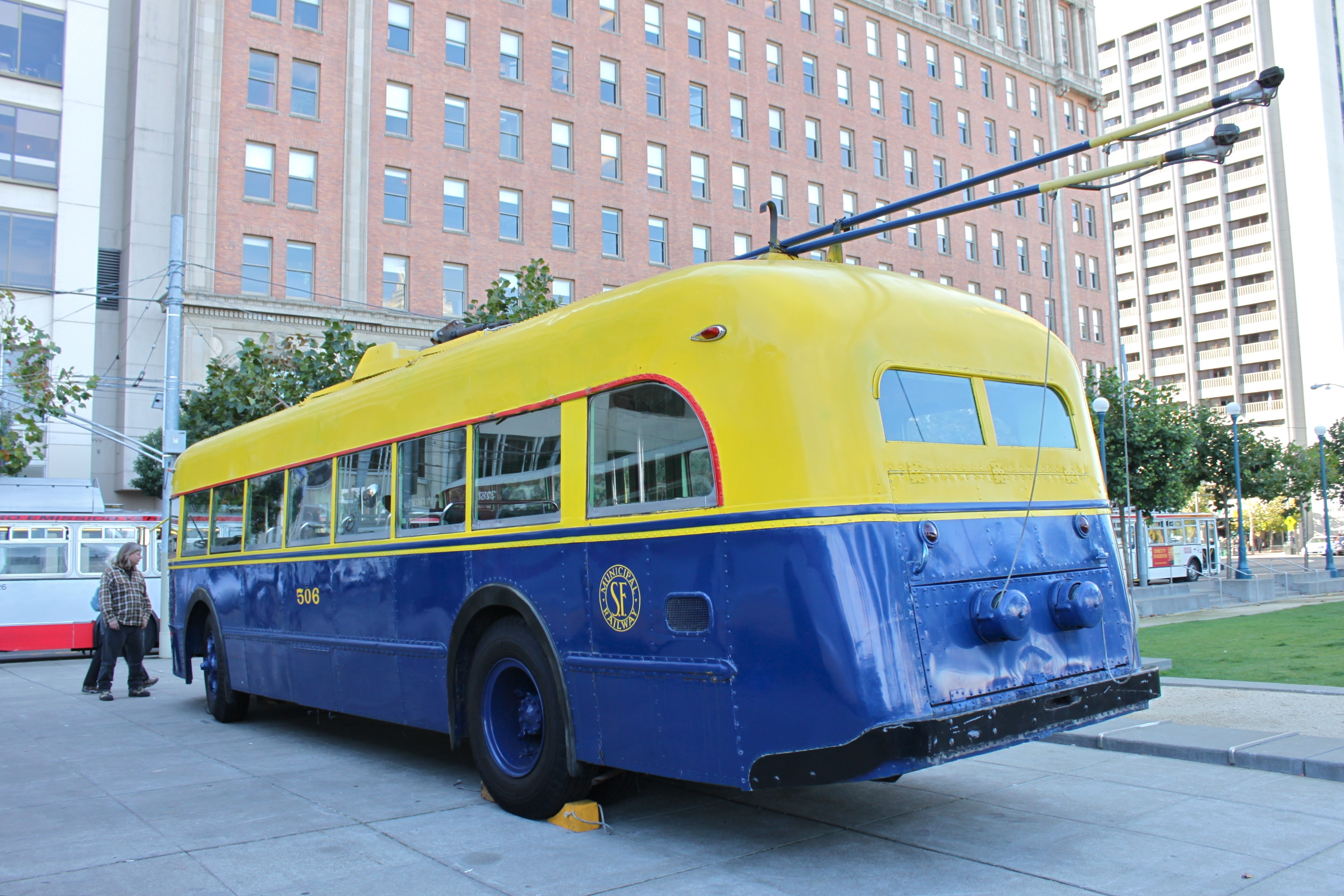 Muni Trolleys San Francisco File:san Francisco Muni