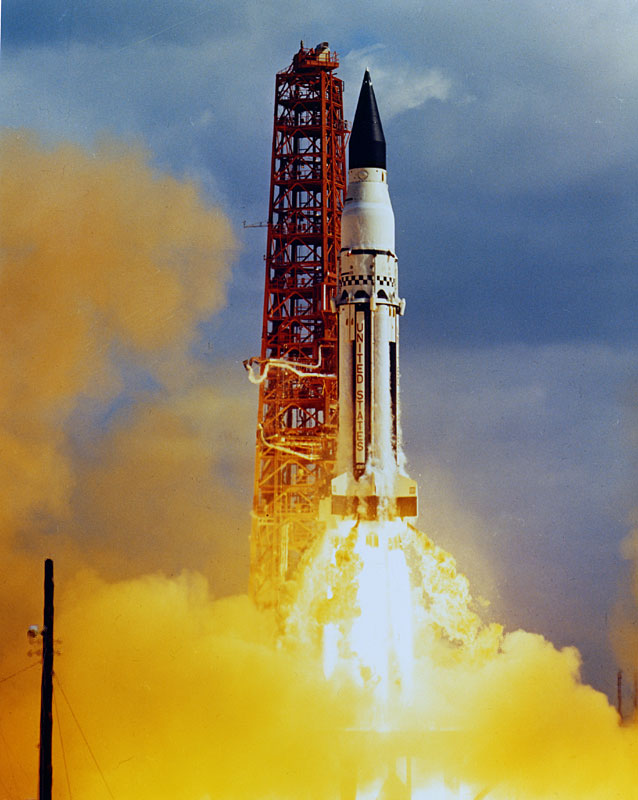 apollo 5 spacecraft - photo #30