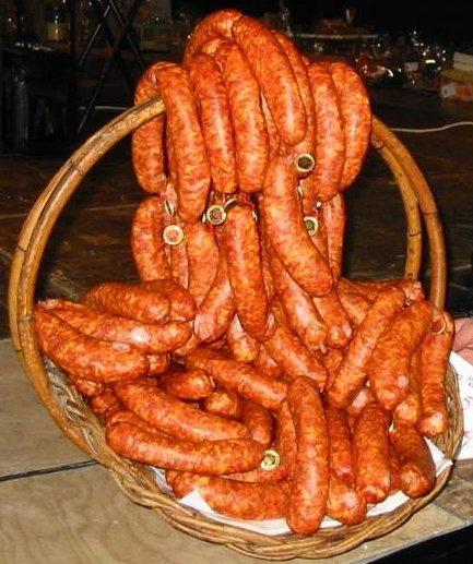 Recette De Saucisse De Morteau A La Cancolliotte Les Foodies