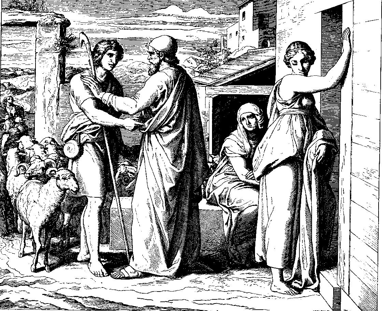File:Schnorr von Carolsfeld Bibel in Bildern 1860 034.png ...