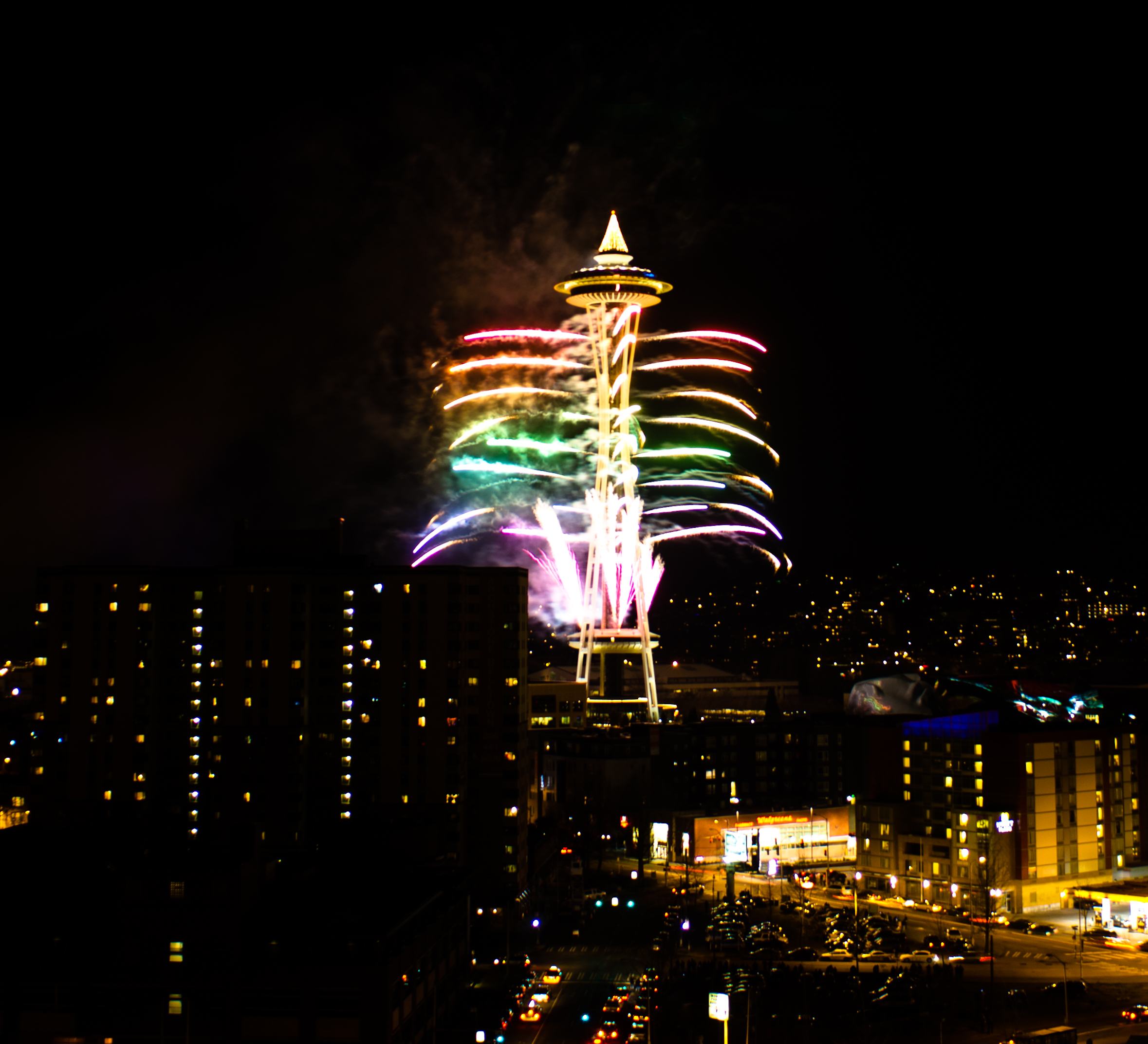 New Years Eve Seattle