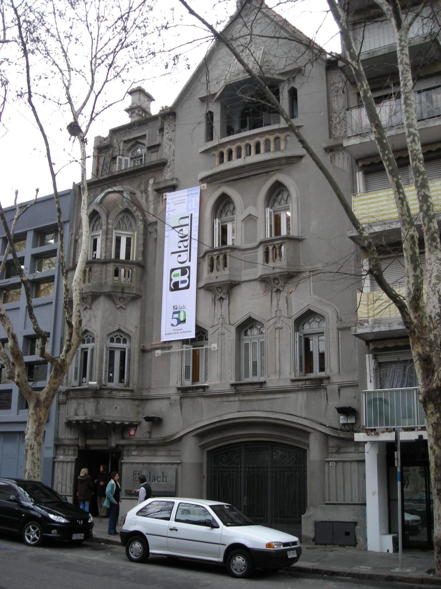 Claeh Wikipedia La Enciclopedia Libre