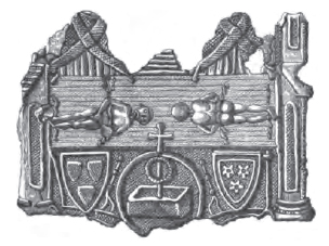 Chroud pilgrim badge