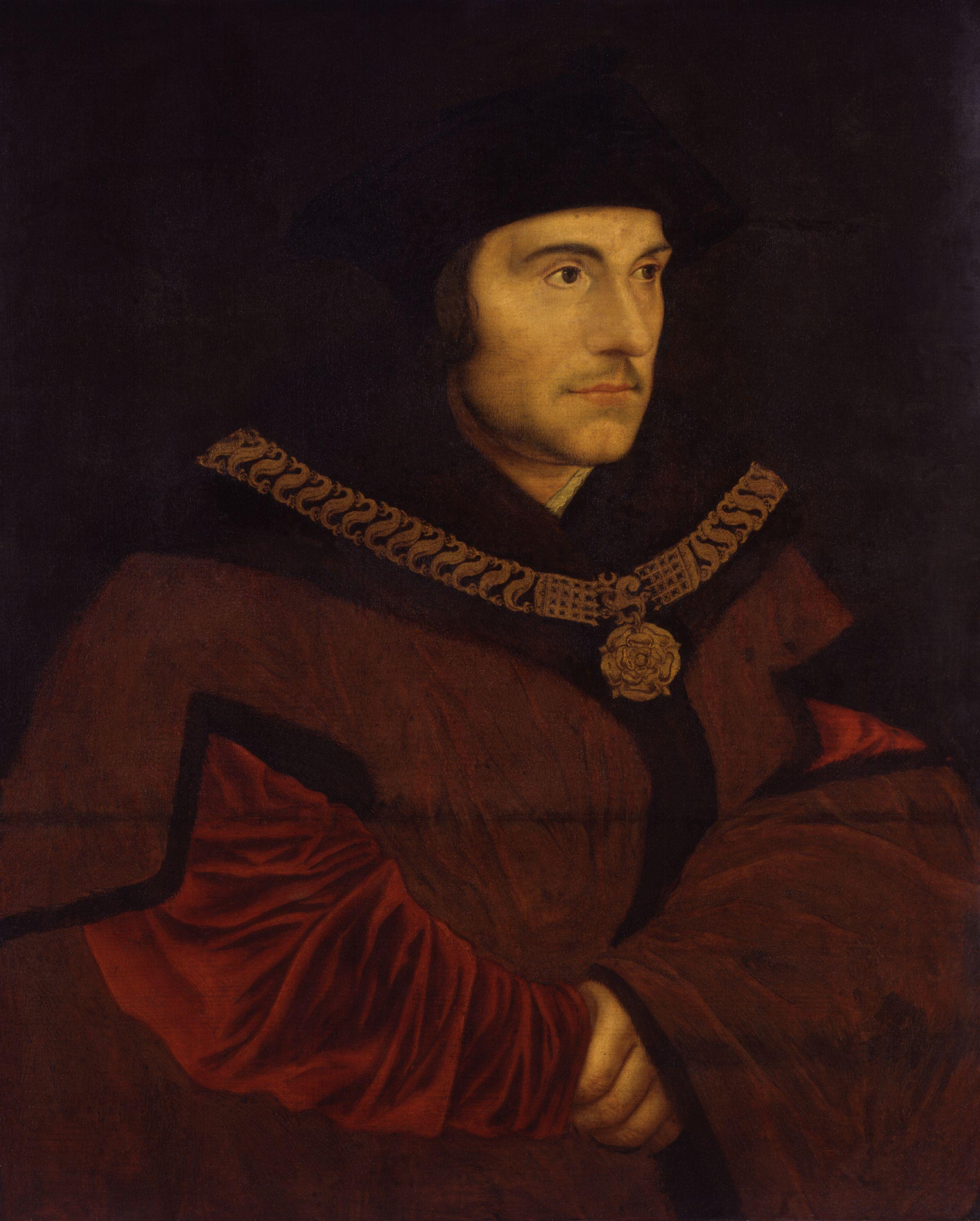 an introduction to the history of sir tomas more Sir thomas more was a major figure in the reign of henry viii a leading roman  catholic, thomas more was also a supporter of the humanist movement more.