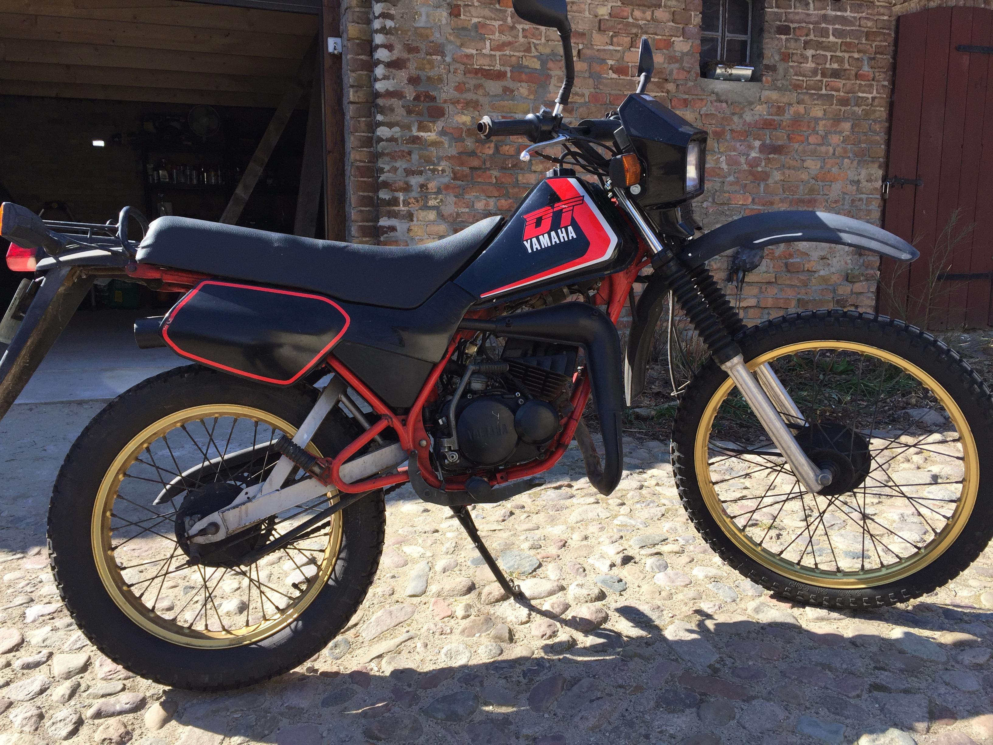 Yamaha Dt 50 Mx Wikipedia