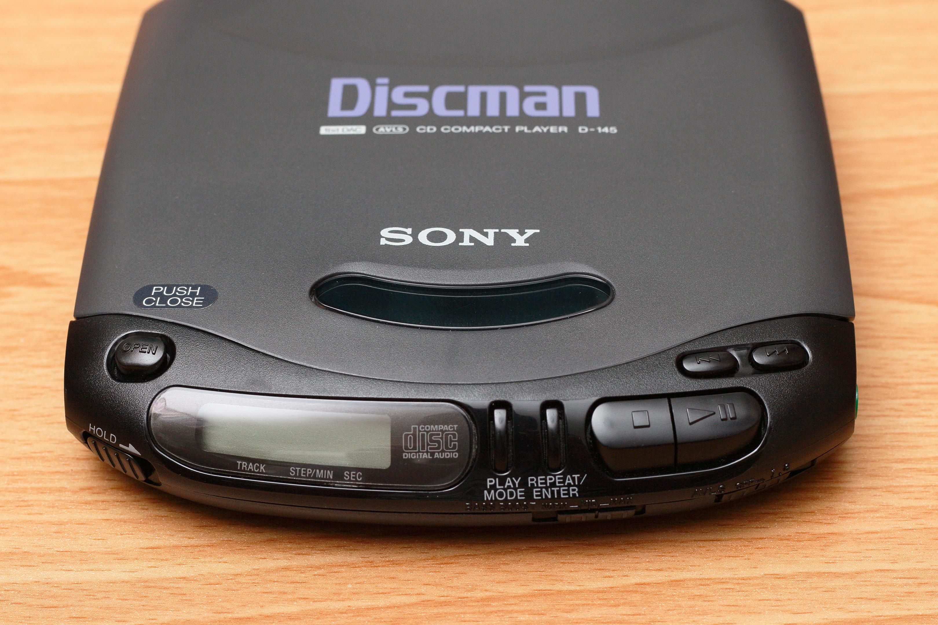 Personal Compact Discman CD Player Walkman Portable CD Player Small CD Player