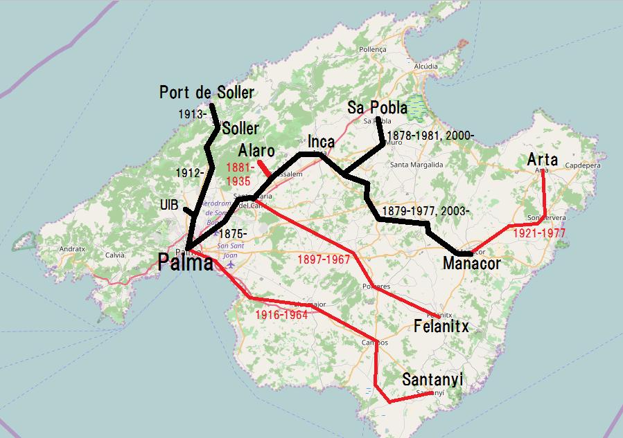 FileSpain Mallorca Island Railway Network 2png Wikimedia Commons