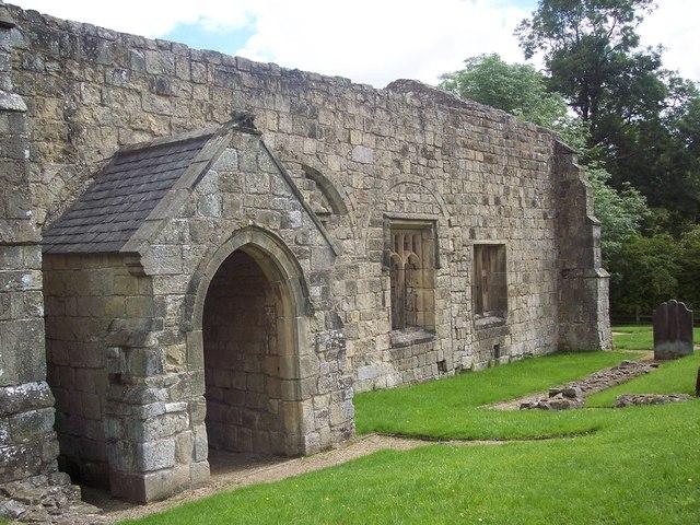 St Martin's Church, Wharram Percy - geograph.org.uk - 500823