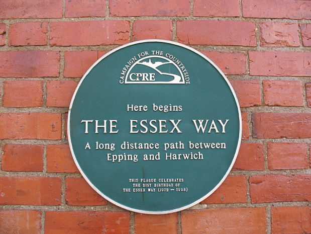Start of the Essex Way - geograph.org.uk - 1213075
