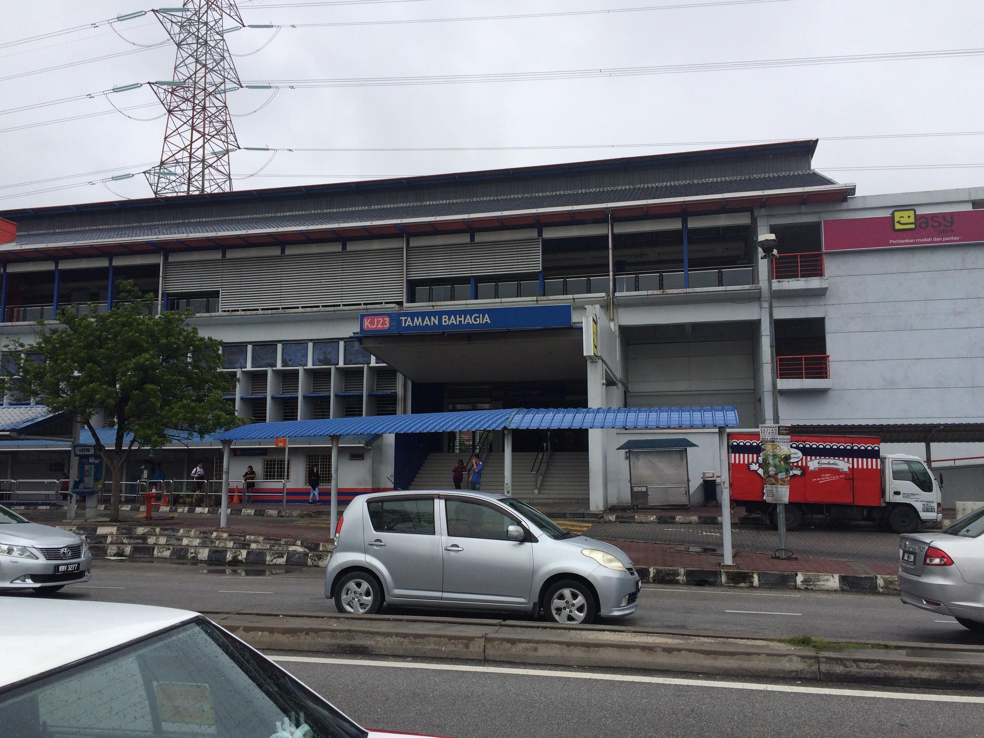 タマン・バハギア駅