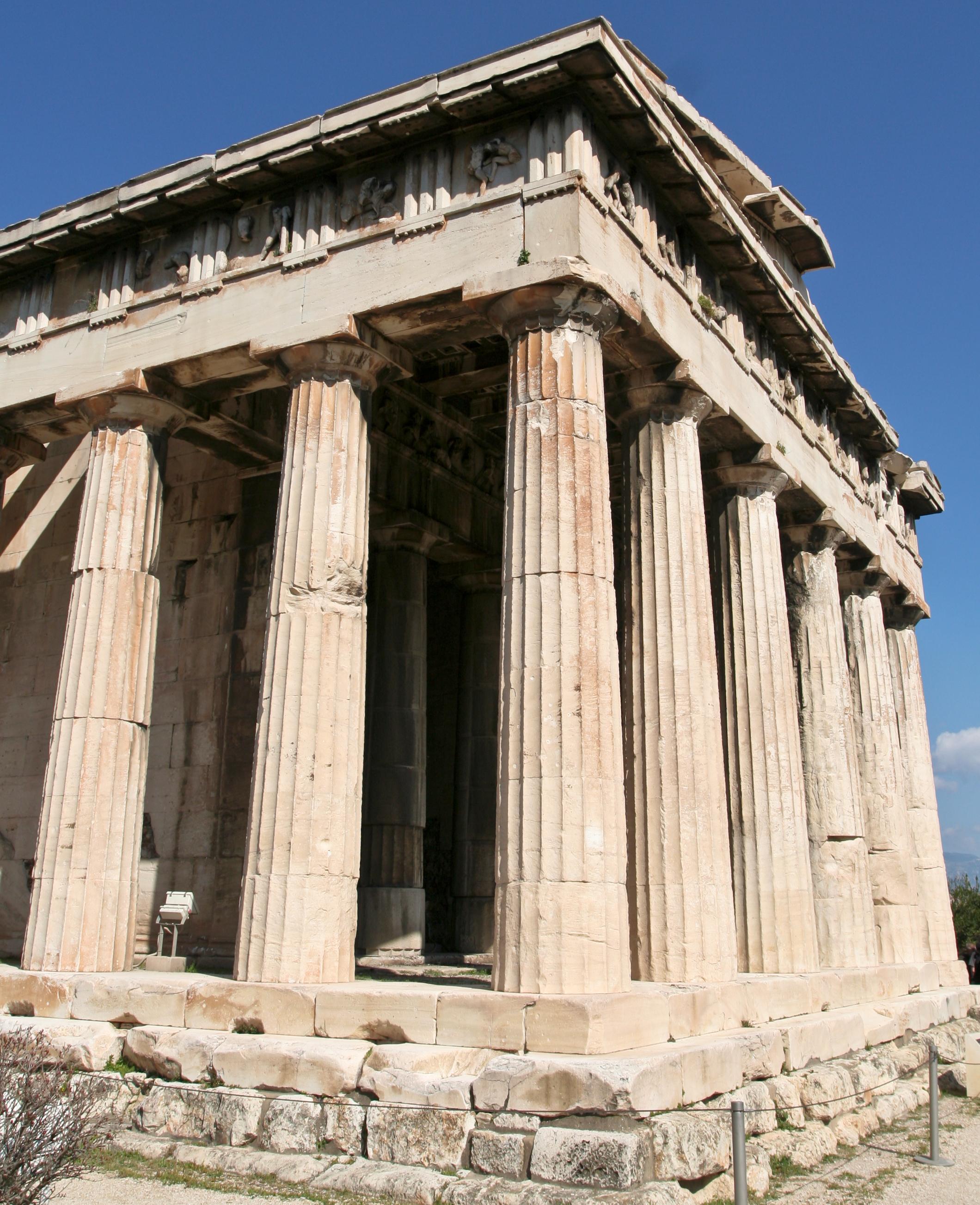 File:Temple of Hephaestus in Athens 15s.jpg