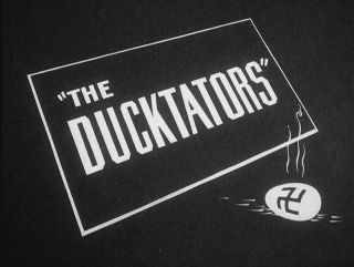 <i>The Ducktators</i> 1942 film by Norman McCabe