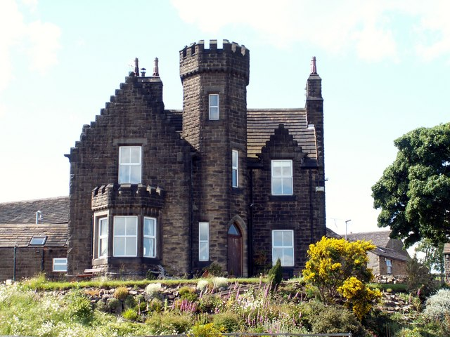 The old waterboard house - geograph.org.uk - 852957