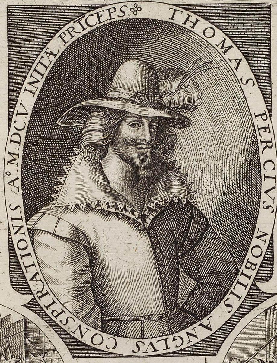 Thomas Percy (Gunpowder Plot) - Wikipedia
