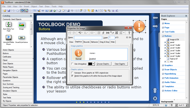 asymetrix multimedia toolbook runtime system