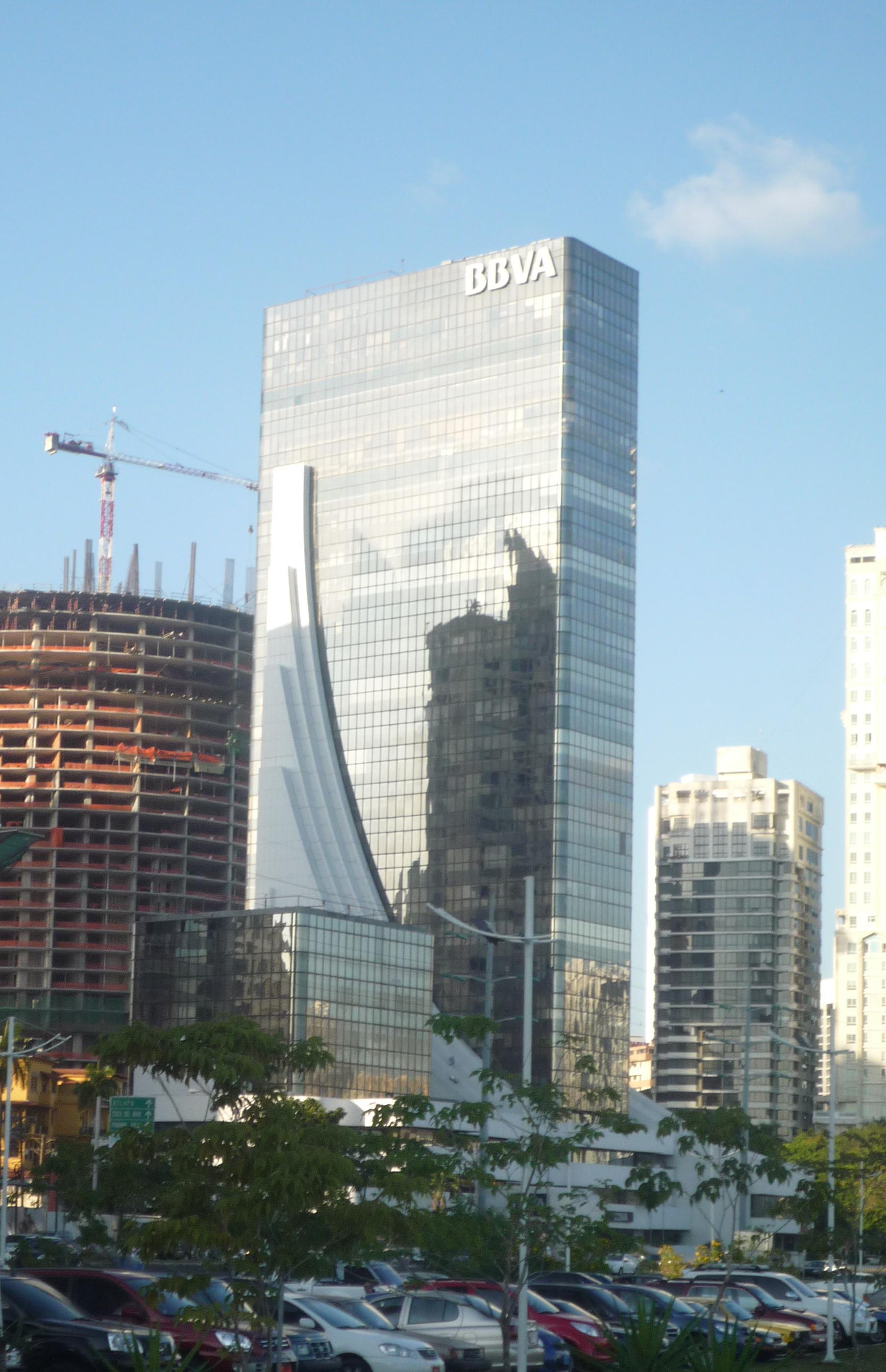 Torre bbva panam wikipedia la enciclopedia libre for Numero del banco exterior