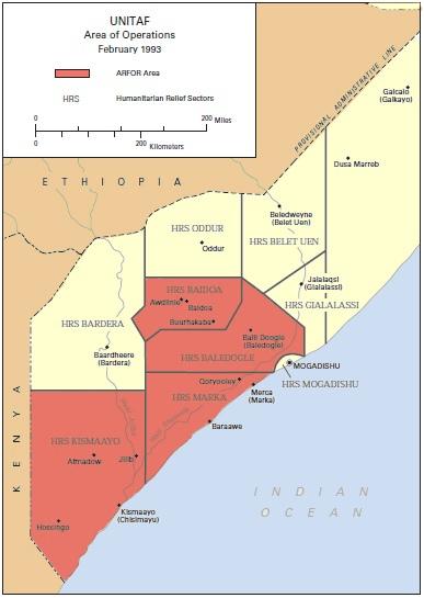 Hope In Somalia >> Unified Task Force - Wikipedia