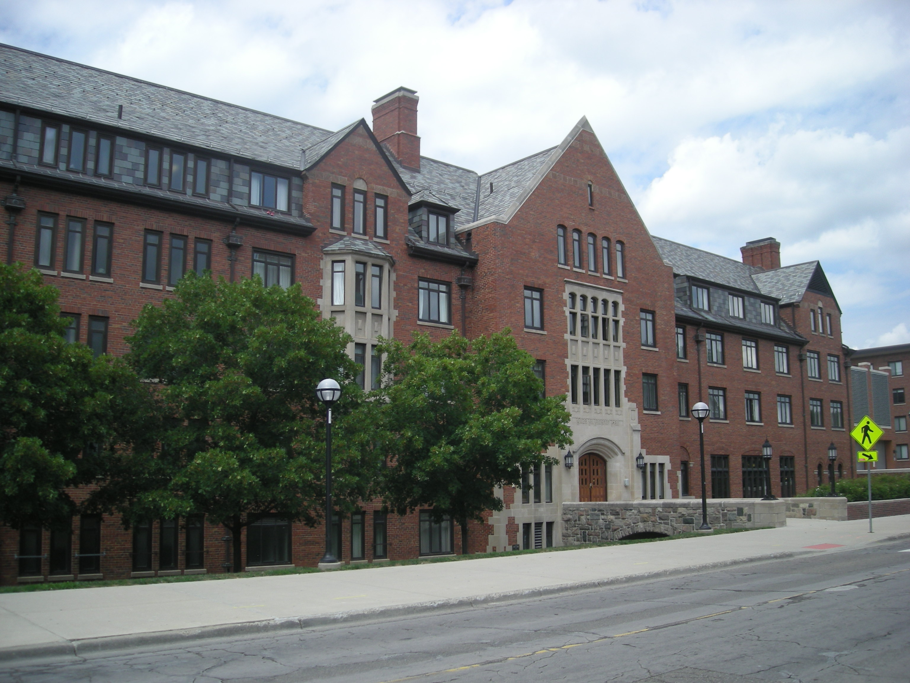 Central Michigan University Dorm Room Layouts