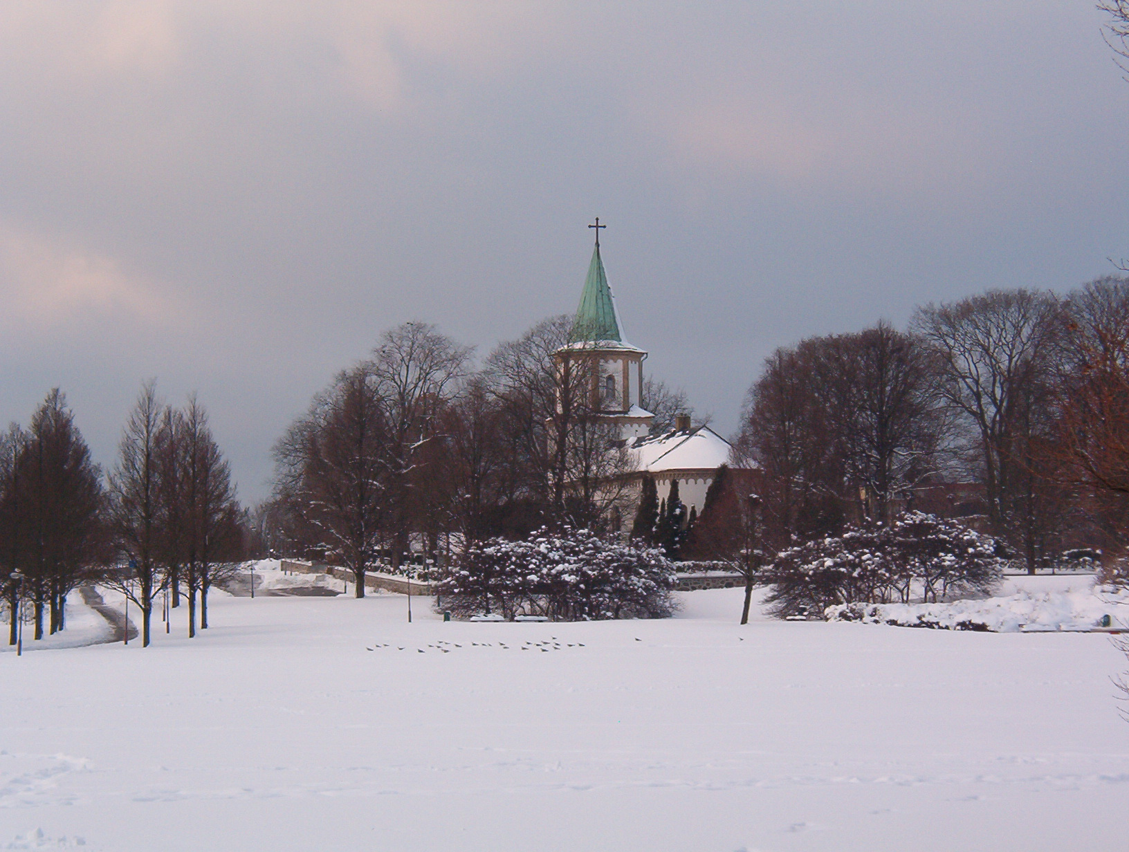 stockholm in the snow - photo #21