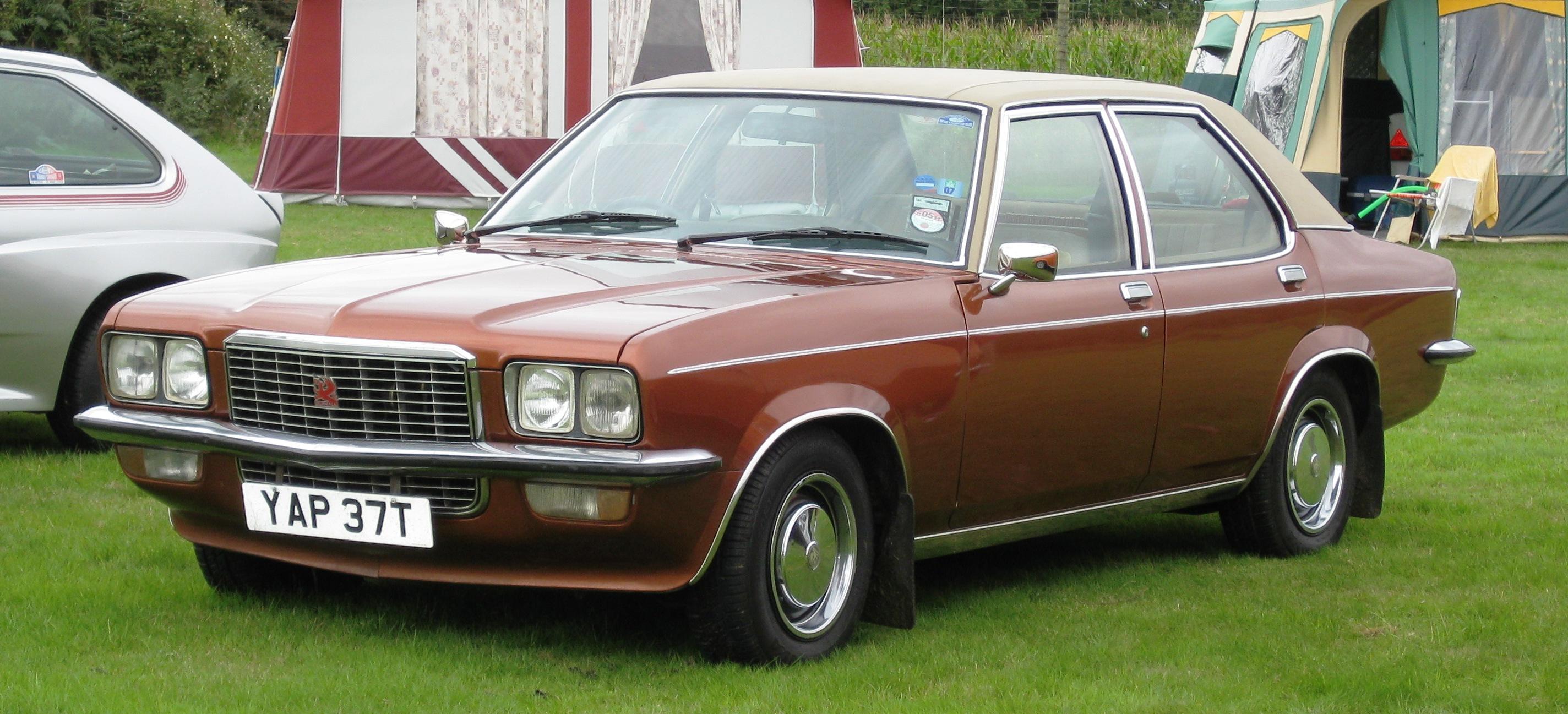 File:Vauxhall VX 2300 GLS 2279cc September 1978.JPG - Wikimedia ...