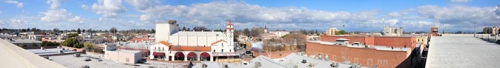 Visalia Panorama 3