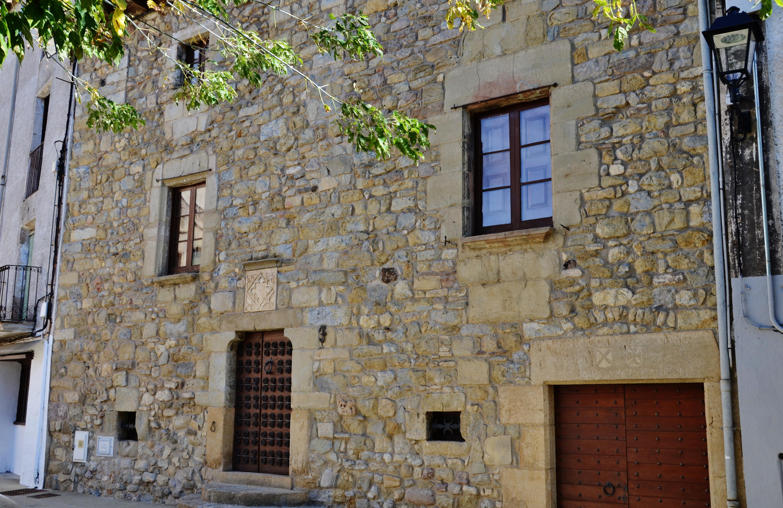 File wlm14es casa de la rectoria sant esteve d 39 en bas - La casa de maria ...