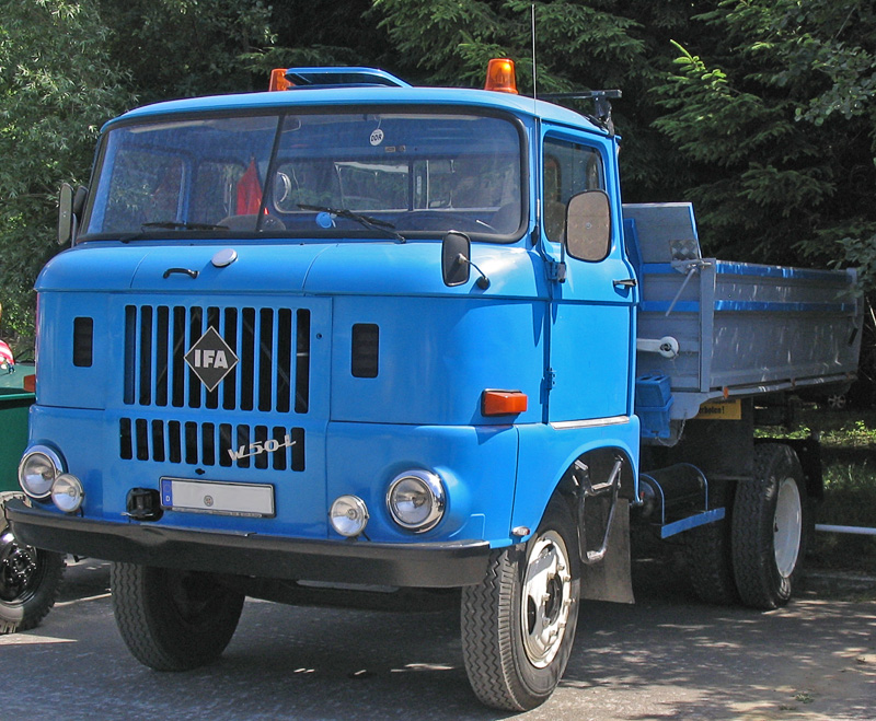 IFA W50 – Wikipedia