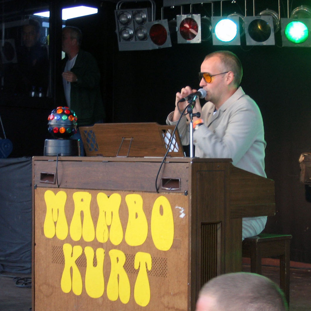 Mambo Kurt - Spiel Heimorgel, Spiel