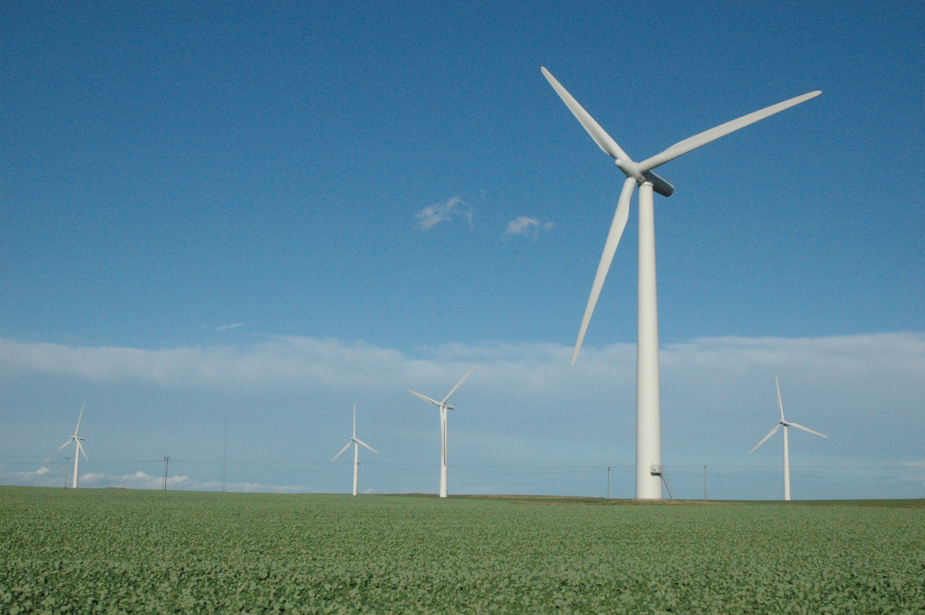 In 20 Michigan towns, voters reject wind turbines