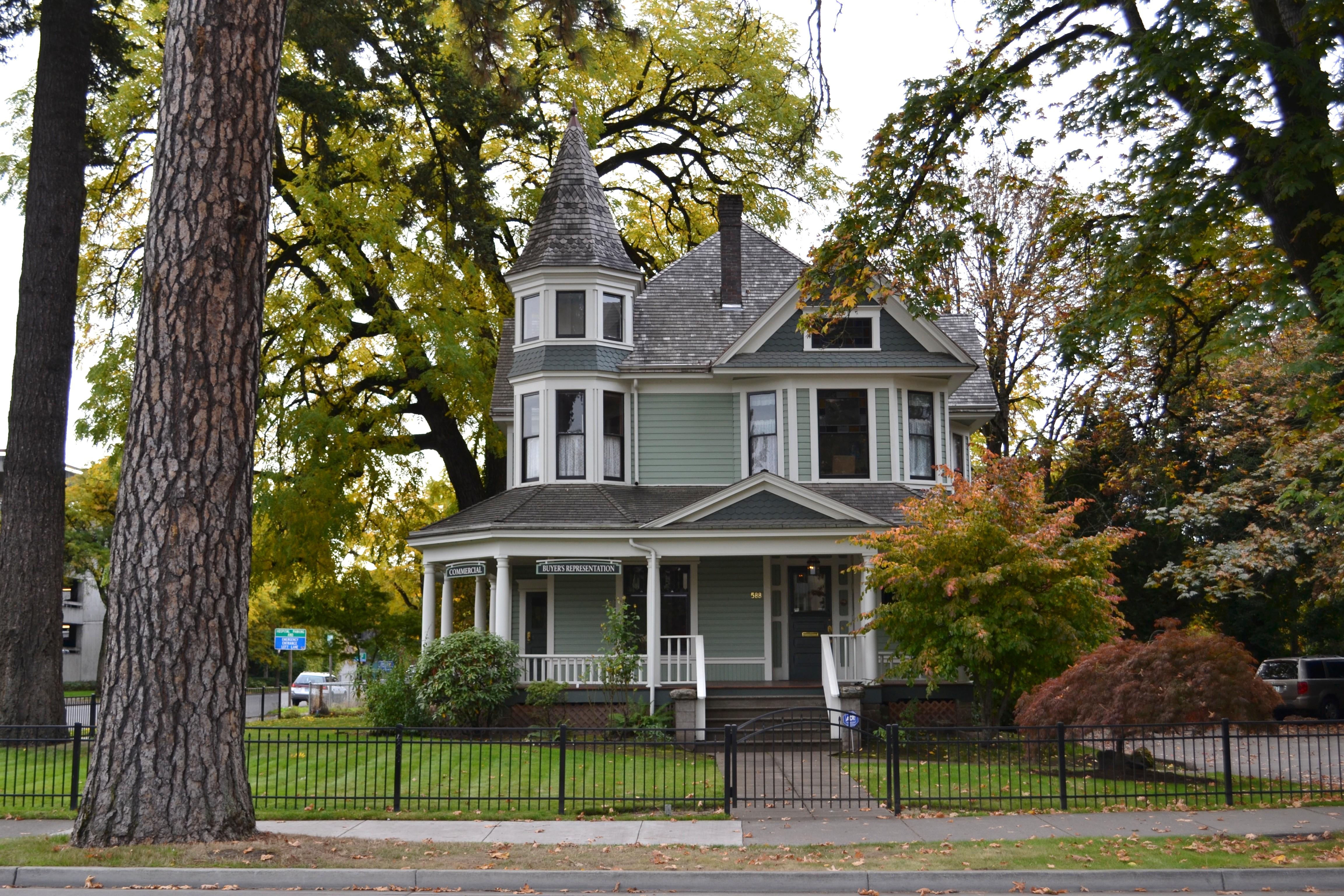 Image Gallery Oregon Houses