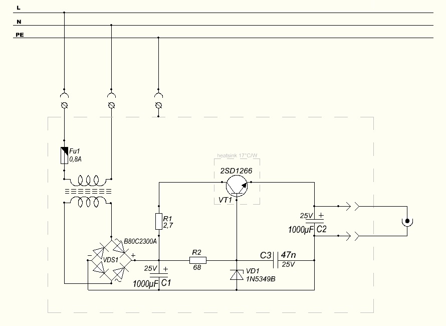 Power Supply Wiring Diagram Wiring Diagrams Best