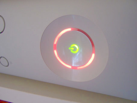 My Xbox Got The Red Ring Of Death Hextails