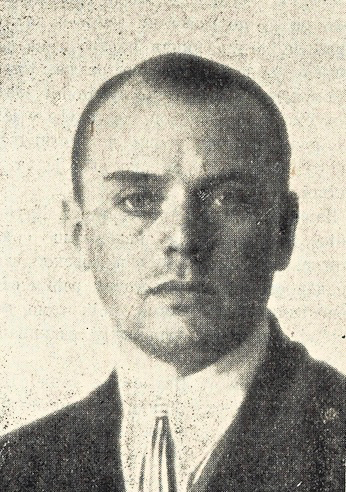 Image of Alexander Safranski from Wikidata