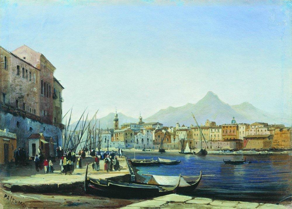 History of Palermo - Wikipedia