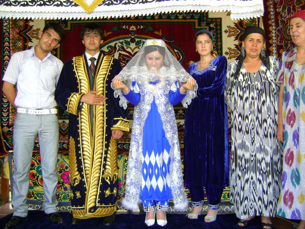 Таджикистана свадьба