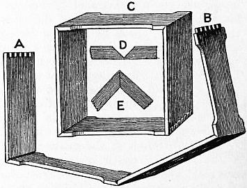 1911 Britannica - Bee - wooden box.png