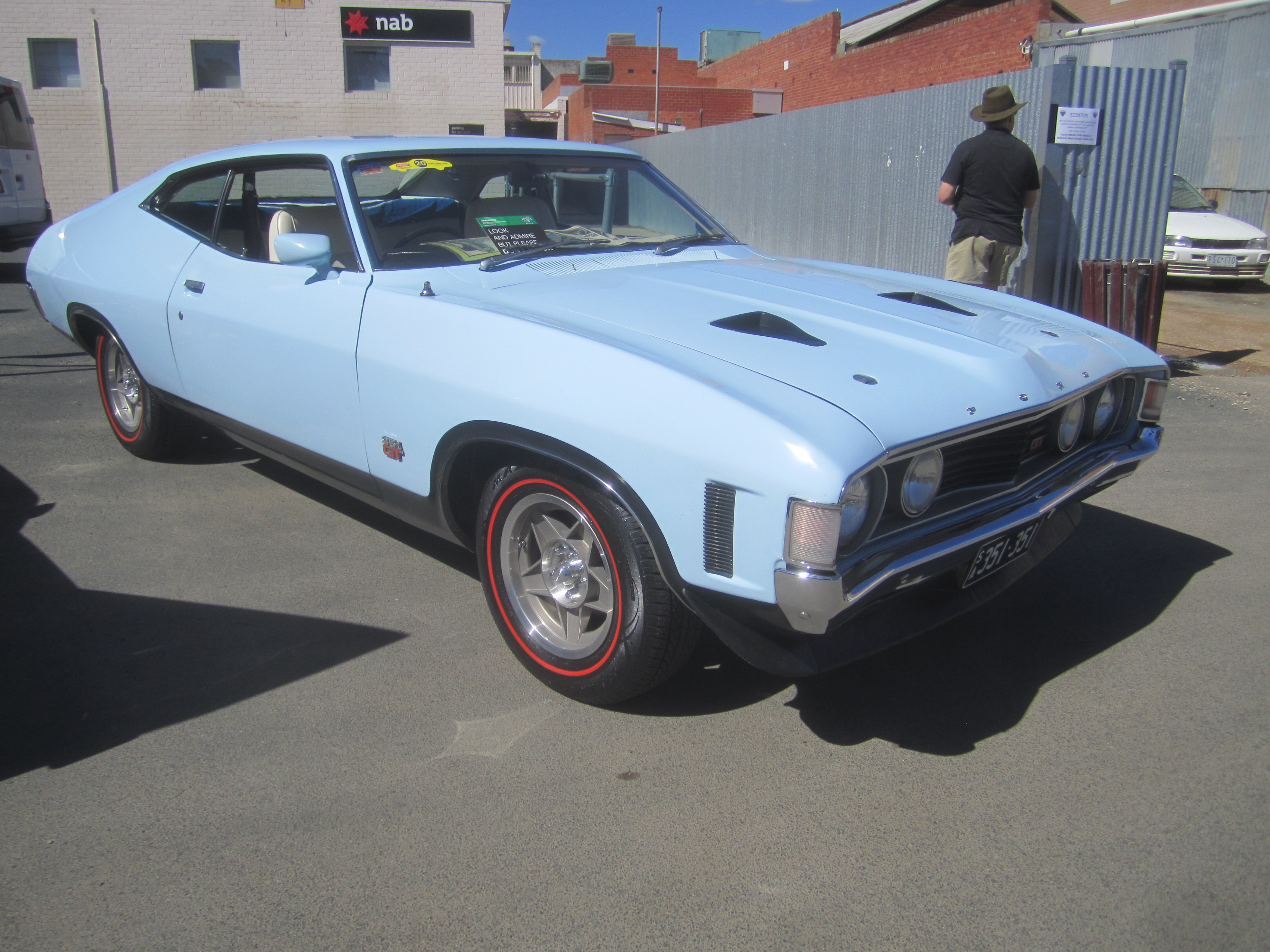Ford Falcon Gt Model Cars