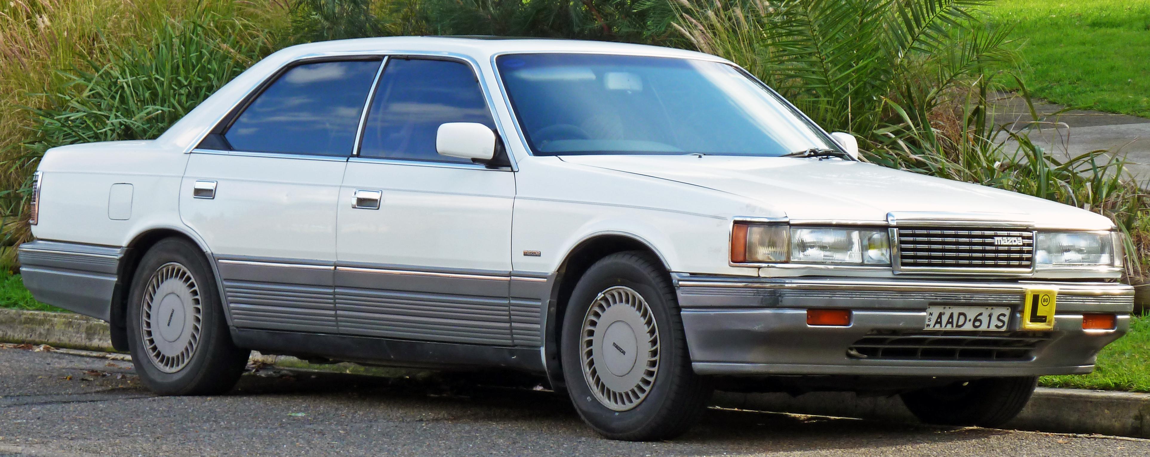 mazda 929 1987