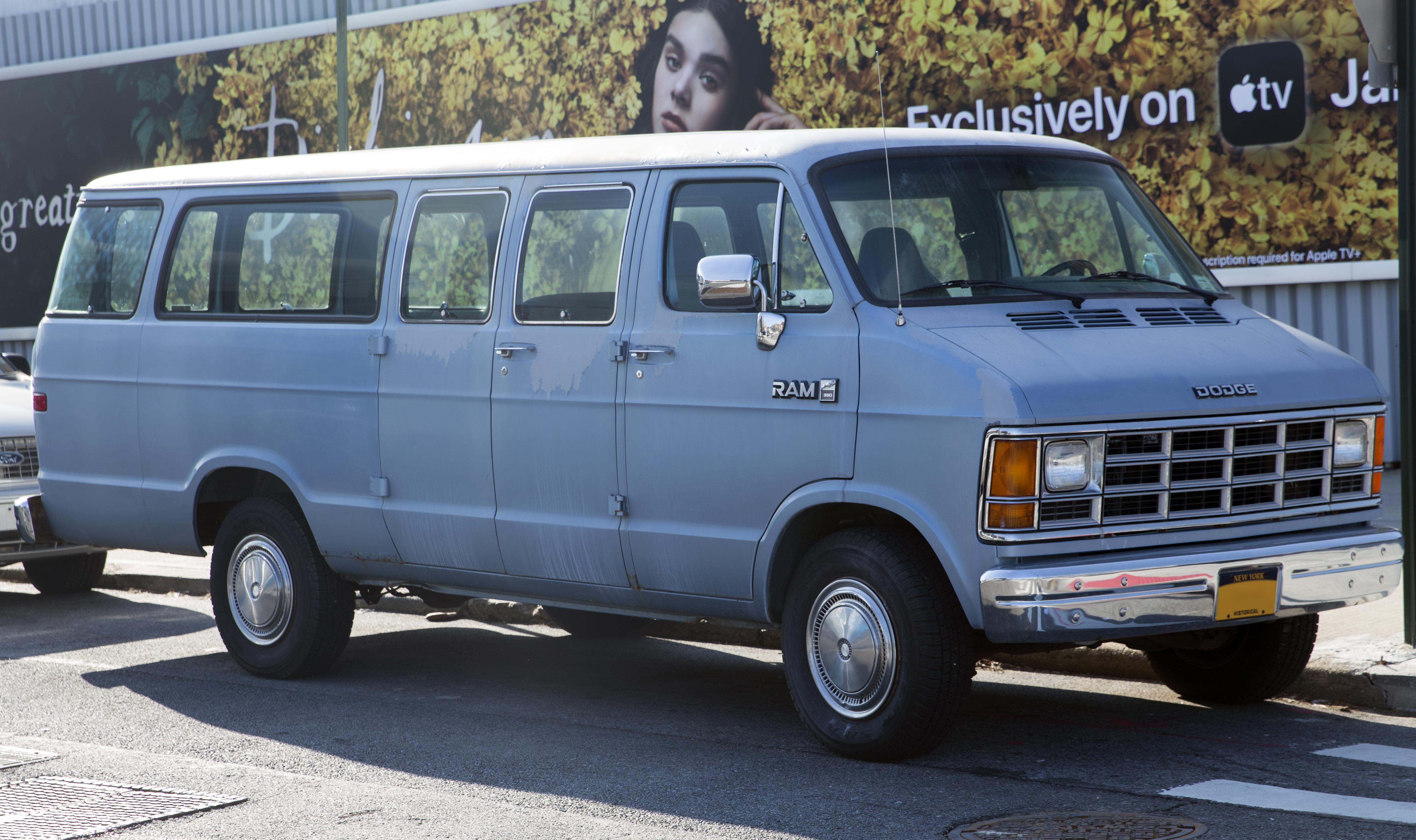 Dodge Ram Van Wikipedia