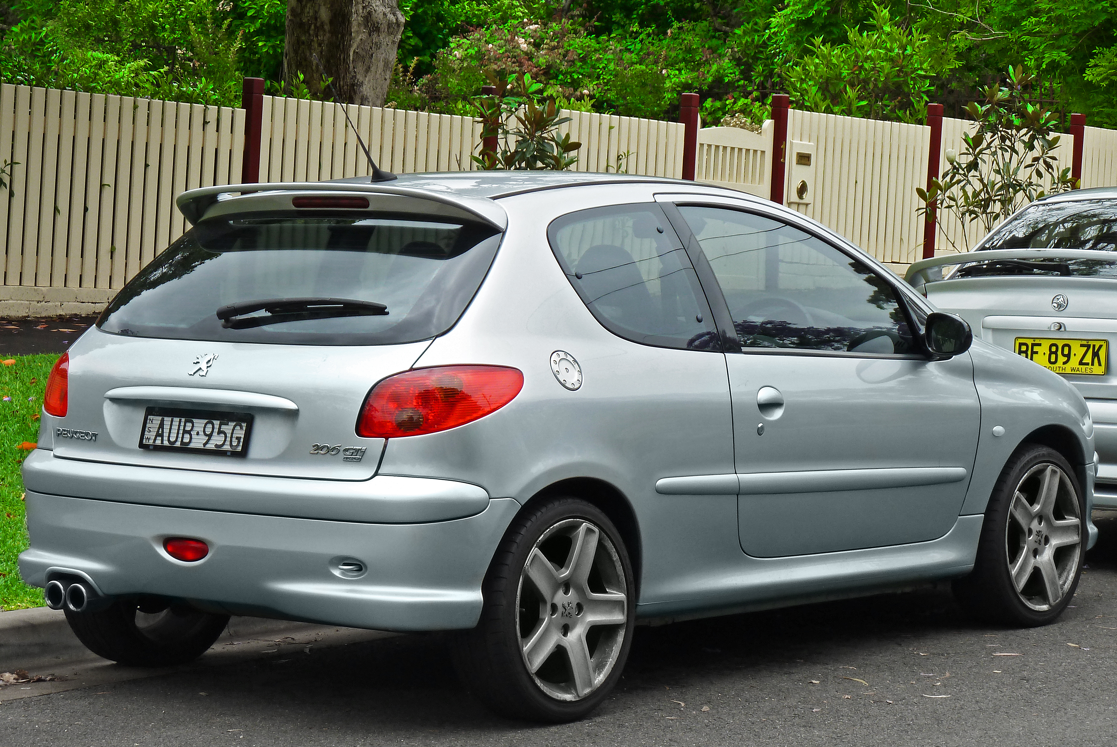 peugeot 206 sport. Black Bedroom Furniture Sets. Home Design Ideas